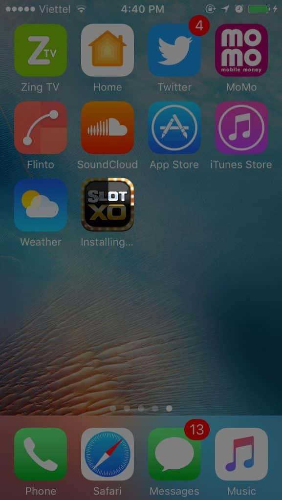 ดาวน์โหลด Slotxo iOS ไอโฟน